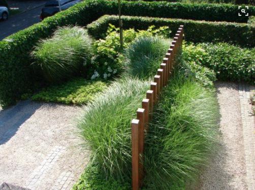 The Woodhouse Lodge // garden ideas